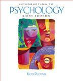 Introduction to Psychology, Plotnik, Rod, 0534580270