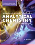 Intensive General and Quantitative Analytical Chemistry Laboratory I, Abrams, Jerry and Abrams, Binyomin, 0757570275