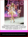 Essential French Fashion and Designers, Jenny Reese, 1170680275
