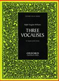 Three Vocalises, , 0193850273