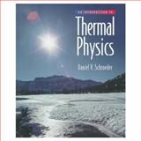 An Introduction to Thermal Physics, Schroeder, Daniel V., 0201380277
