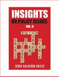 Insights on Policy : Volume II, Adizes, Ichak, 0937120278