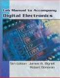 Digital Electronics, Bignell, James and Donovan, Robert, 1418020273