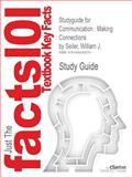 Studyguide for Communication, Cram101 Textbook Reviews, 1490200274