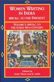 Women Writing in India, , 1558610278