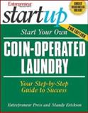Start Your Own Coin-Operated Laundry, Erickson, Mandy, 1599180286