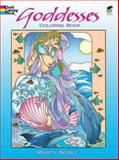 Goddesses Coloring Book, Marty Noble, 0486480283