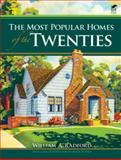 The Most Popular Homes of the Twenties, William A. Radford, 0486470288