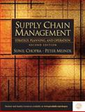 Supply Chain Management, Chopra, Sunil and Meindl, Peter, 013101028X