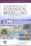 Fundamentals of Ecological Modelling, Jørgensen, S. E., 0080440282