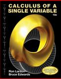 Calculus of a Single Variable, Larson, Ron and Edwards, Bruce H., 1285060288