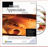 Music Appreciation with Music Cds, Megill and COAST LEARNING SYSTEMS, 0757550282