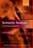 Semantic Analysis 9780199560288