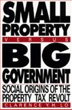 Small Property vs. Big Government 9780520200289