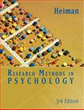 Research Methods in Psychology, Heiman, Gary, 0618170286
