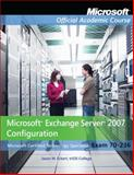 Microsoft Exchange Server 2007 Configuration