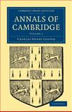 Annals of Cambridge 5 Volume Set, Cooper, Charles Henry, 1108000290