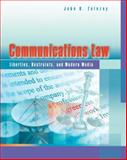 Communications Law : Liberties, Restraints, and the Modern Media, Zelezny, John D., 0495050296