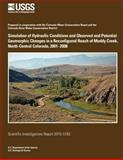 Simulation of Hydraulic Conditions and Observed and Potential Geomorphic Changes in a Reconfigured Reach of Muddy Creek, North-Central Colorado, 2001?2008, U. S. Department U.S. Department of the Interior, 1499530293