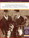The Educational Effectiveness of Historically Black Colleges and Universities, U. S. Civil Rights, 148252029X
