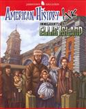 American History Ink : Immigrants at Ellis Island, McGraw-Hill - Jamestown Education Staff, 0078780292
