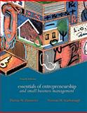 Essentials of Entrepreneurship and Small Business Management, Zimmerer, Thomas W. and Scarborough, Norman M., 0131440292