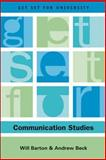 Get Set for Communication Studies, Barton, Will and Beck, Andrew, 074862029X