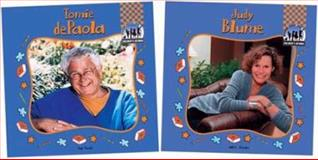 Children's Authors Biography Series - Tomie Depaola and Judy Blume, , 1600150292