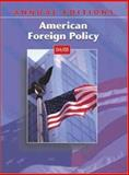 Annual Editions : American Foreign Policy 04/05, Hastedt, Glenn P., 0072950293