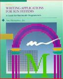 Writing Applications for Sun Systems, Sun Microsystems Staff, 0201570297