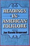Readings in American Folklore, , 0393950298