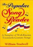 The Popular Song Reader, William E. Studwell, 1560230290