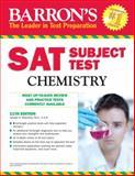 Barron's SAT Subject Test Chemistry, 11th Edition, Joseph A. Mascetta M.S., 1438000294