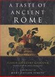 A Taste of Ancient Rome, Giacosa, Ilaria G., 0226290301