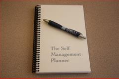 The Self Management Planner : Original, Sundberg, Daniel, 0990340309