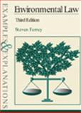 Environmental Law, Ferrey, Steven, 0735520305