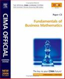 CIMA Learning System Fundamentals of Business Maths, Nugus, Sue, 075068030X