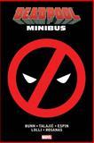 Deadpool Minibus, Marvel Comics, 0785190309