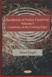Handbook of Policy Creativity, , 1590330307