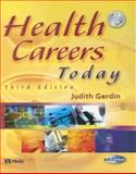 Health Careers Today, Gerdin, Judith, 0323030300
