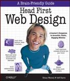 Head First Web Design, Watrall, Ethan and Siarto, Jeff, 0596520301