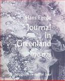 Journals in Greenland, Hans Egede, 0982170300