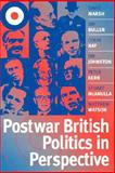 Postwar British Politics in Perspective 9780745620305