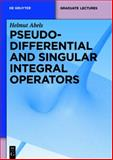 Pseudo - Differential and Singular Integral Operators : An Introduction with Applications, Abels, Helmut, 3110250306