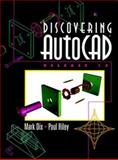 Discovering Autocad, Release 13, Dix, Mark and Riley, Paul, 0135210305