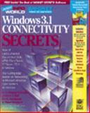 Infoworld Windows 3.1 Connect Secrets, Connally, Runnoe and Hall, Sheldon, 1568840306