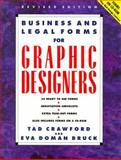 Business and Legal Forms for Graphic Designers, Tad Crawford and Eva Doman Bruck, 158115030X
