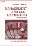 Management and Cost Accounting, Drury, Colin, 184480030X