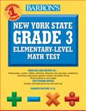 New York State Grade 3 Elementary-Level Math Test, Margery Masters, 0764140310