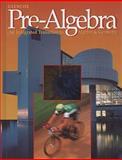 Pre-Algebra, Price, 0028250311
